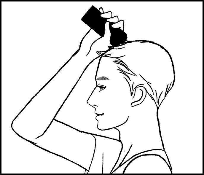 How to use HairRepro:Promote growth