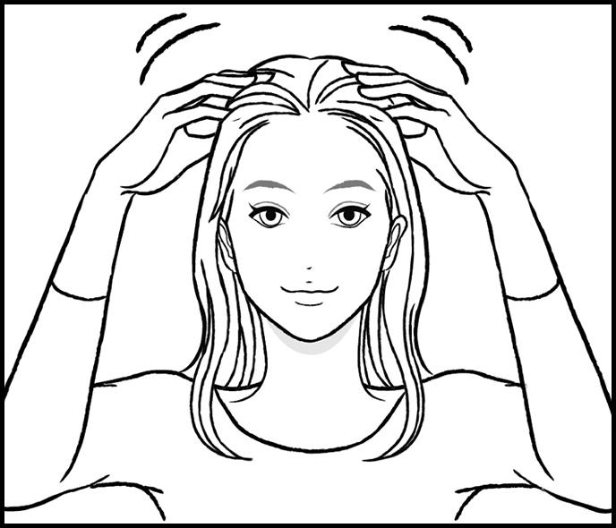 如何使用 HairRepro:让脏污浮出表面