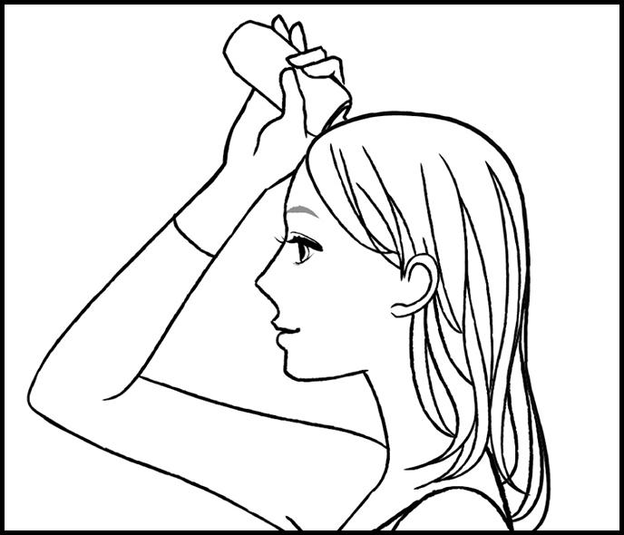 如何使用 HairRepro:促进头发生长