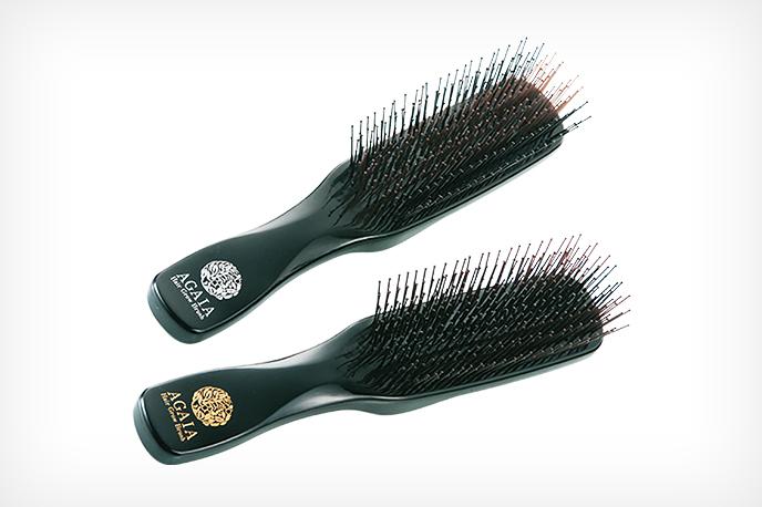 AGAIA Hair Glow Brush