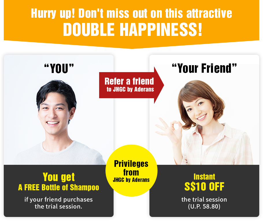 Refer Your Friends!
