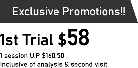 Exclusive Promotions!!